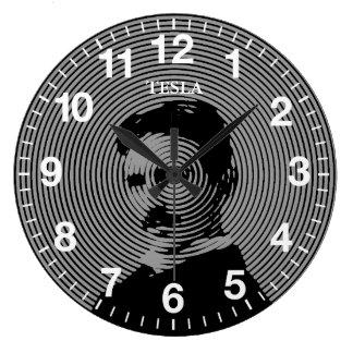 Nikola Tesla Clocks