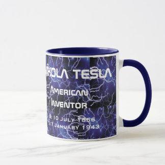 Nikola Tesla* Coffee Mug