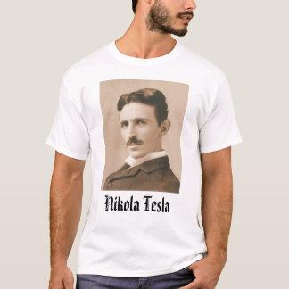 Nikola Tesla - Customized T-Shirt