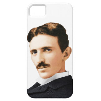 Nikola Tesla Electrical Genius iPhone 5 Covers