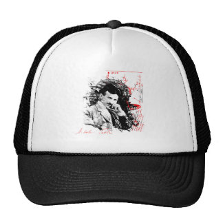 Nikola Tesla Hats