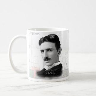 Nikola Tesla Historical Mug