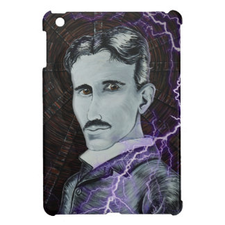 Nikola Tesla iPad Mini Cover