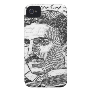 Nikola Tesla iPhone 4 Case-Mate Case