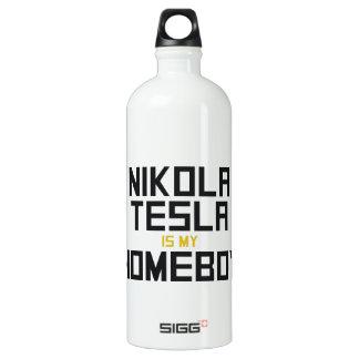 Nikola Tesla is My Homeboy SIGG Traveller 1.0L Water Bottle