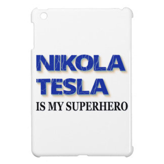 Nikola Tesla Is My Superhero Case For The iPad Mini