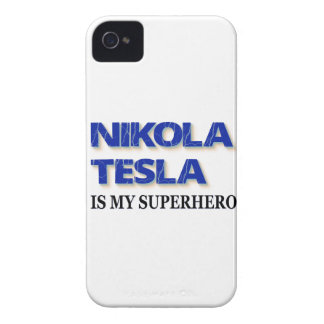 Nikola Tesla Is My Superhero iPhone 4 Covers