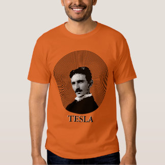 Nikola Tesla Shirts