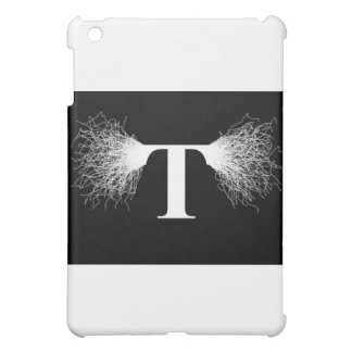 Nikola Tesla - Tesla Coil - Lightning iPad Mini Covers