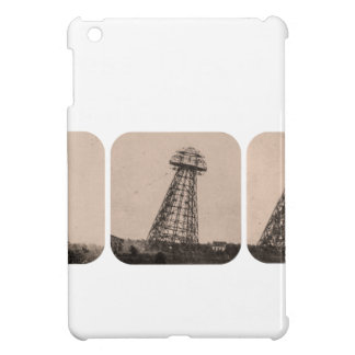 Nikola Tesla Tower iPad Mini Covers