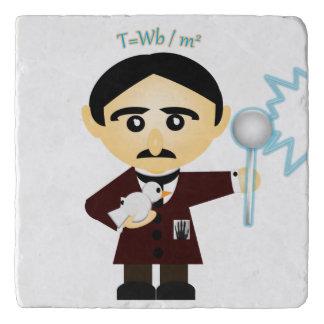 Nikola Tesla Trivet