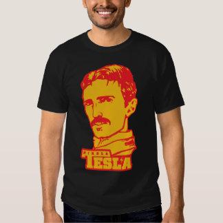 Nikola Tesla Vintage Shirts
