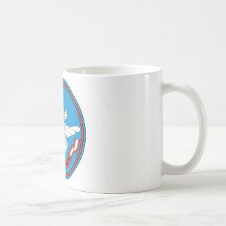 Nikolai Zhukovsky Air Force Engineer Militar Coffee Mug