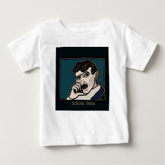 NikolaTesla Baby T-Shirt
