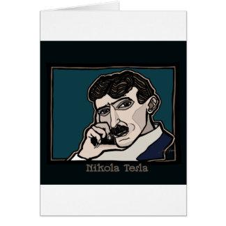 NikolaTesla Card