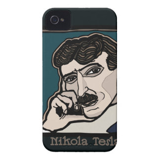 NikolaTesla Case-Mate iPhone 4 Cases