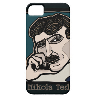 NikolaTesla iPhone 5 Cases