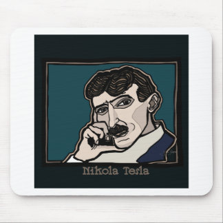 NikolaTesla Mouse Pad