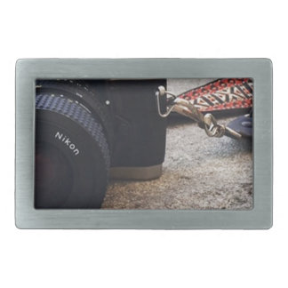Nikon Film Camera Belt Buckles