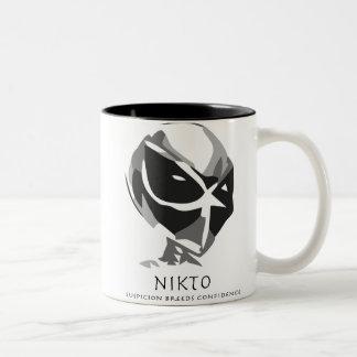 Nikto Two-Tone Coffee Mug