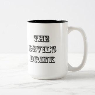 NILBOG General Store Devil's Drink Coffee Mug