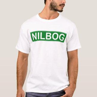 Nilbog T-Shirt