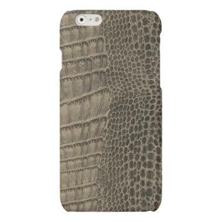 Nile Crocodile Classic Reptile Leather (Faux)