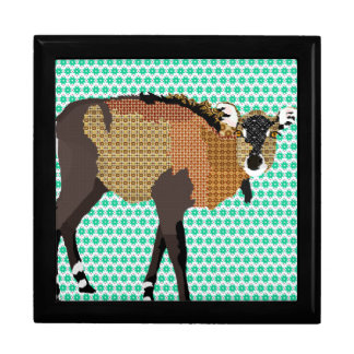 Nilgi Art Green Gift Box