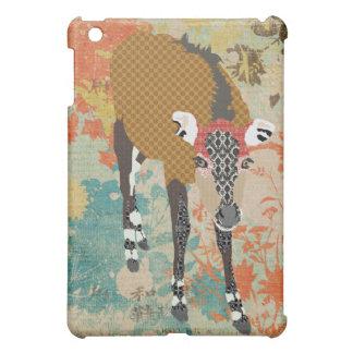 Nilgi Floral Case Cover For The iPad Mini