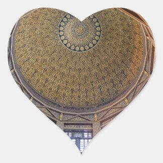 Nilometer Final Heart Sticker