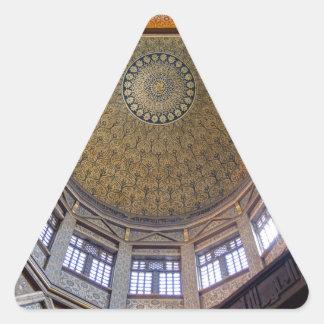 Nilometer Final Triangle Sticker