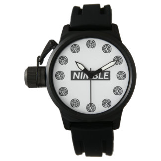 NIMBLE SPIRAL WATCH