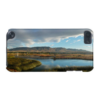 Nimez Lagoon at golden hour iPod Touch 5G Cover