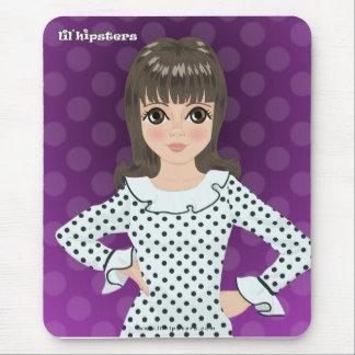 Nina Mouse Pad