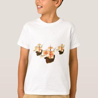 Nina Pinta & Santa Maria T-Shirt
