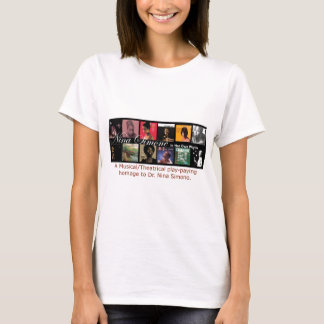 Nina Simone -The Legacy Lives T-Shirt