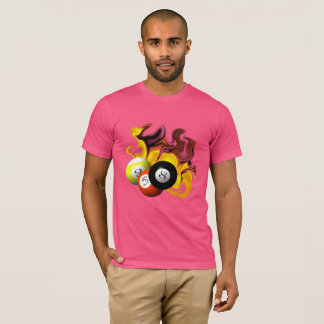 NINE BALL FIRE T-Shirt