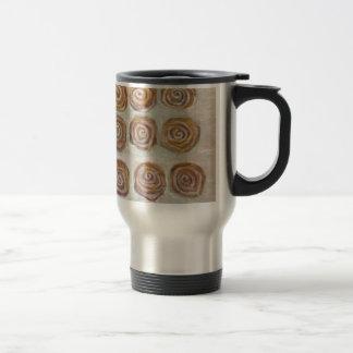 Nine Buns One Maple Bar Travel Mug