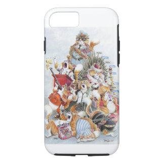Nine Lives of Foppa the Cat-iPhone7/8case iPhone 8/7 Case
