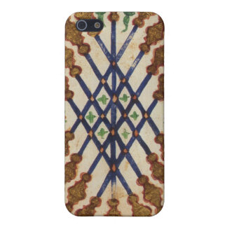 Nine of Staves Tarot Card Cover For iPhone 5/5S