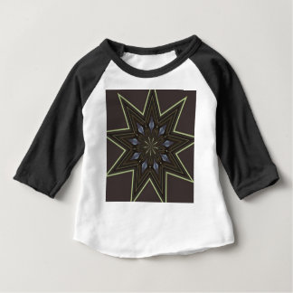 Nine Pointed Star Baby T-Shirt