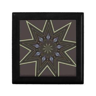 Nine Pointed Star Gift Box