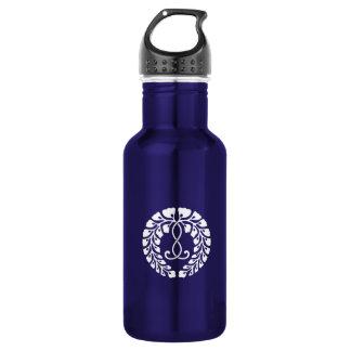 Nine provision rattan 532 ml water bottle