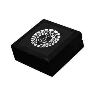 Nine provision rattan gift box