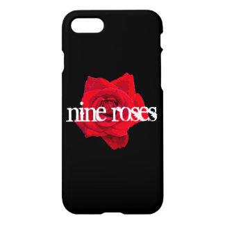 Nine Roses iPhone 7 Case