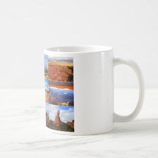 Nine Utah Landscape Collage Icons Mugs