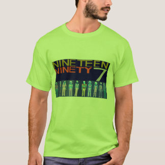 Nineteen Ninety Seven , inverted group image T-Shirt