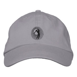 NINETEENTH HOLE EMBROIDERED HAT