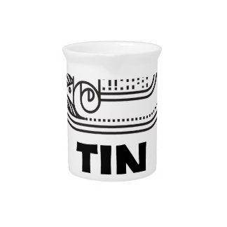 Nineteenth January - Tin Can Day Pitcher