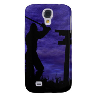 Ninja Attack Galaxy S4 Case